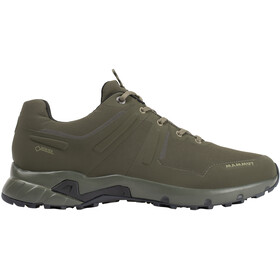 Mammut Ultimate Pro Low GTX Schoenen Heren, dark olive/black